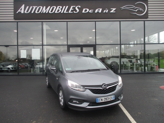 Opel ZAFIRA 1.6 CDTI 134CH BLUEINJECTION BUSINESS EDITION Diesel GRIS C Occasion à vendre