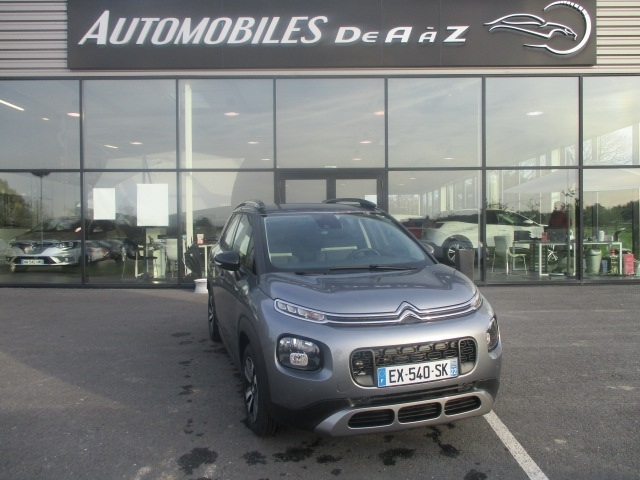 Citroen C3 AIRCROSS PURETECH 82CH FEEL BUSINESS Essence GRIS C Occasion à vendre