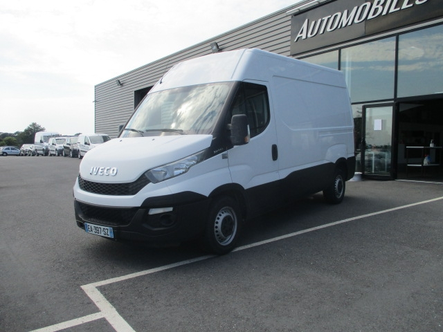 Iveco DAILY FG 33S13V12 Diesel BLANC Occasion à vendre