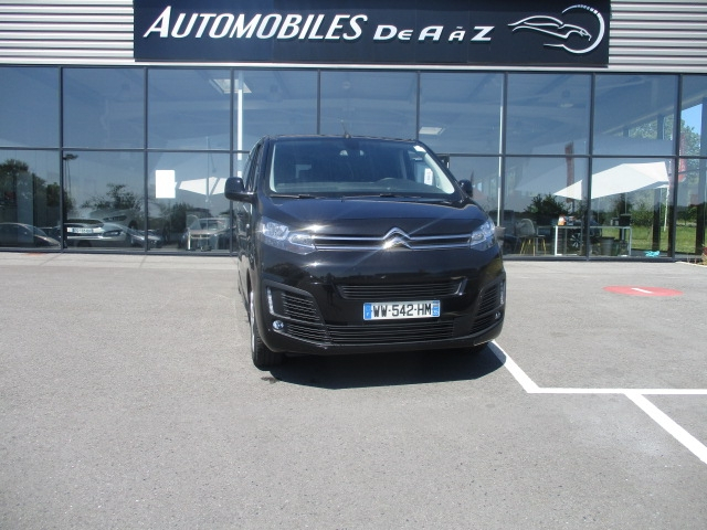 Citroen SPACETOURER XL BLUEHDI 120CH BUSINESS S&S E6.D-TEMP Diesel NOIR ONYX Occasion à vendre