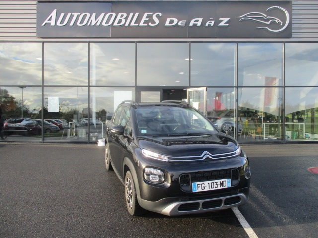 Citroen C3 AIRCROSS BLUEHDI 100CH S&S FEEL BUSINESS E6.D-TEMP Diesel NOIR Occasion à vendre