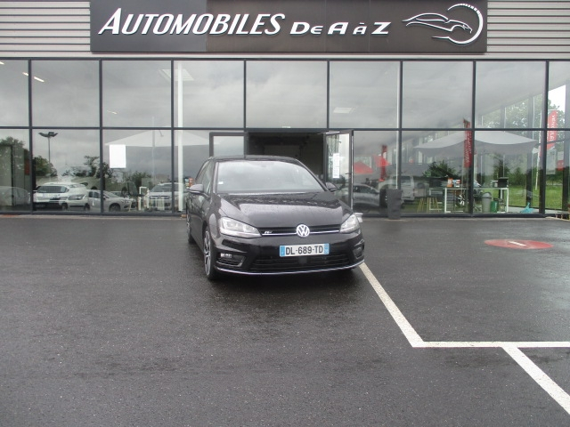 Volkswagen GOLF VII 2.0 TDI 150CH BLUEMOTION TECHNOLOGY FAP EDITION 40 5P Diesel NOIR Occasion à vendre