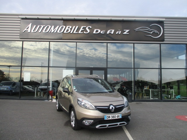 Renault SCENIC III XMOD 1.5 DCI 110CH ENERGY BOSE ECO² Diesel BEIGE  Occasion à vendre