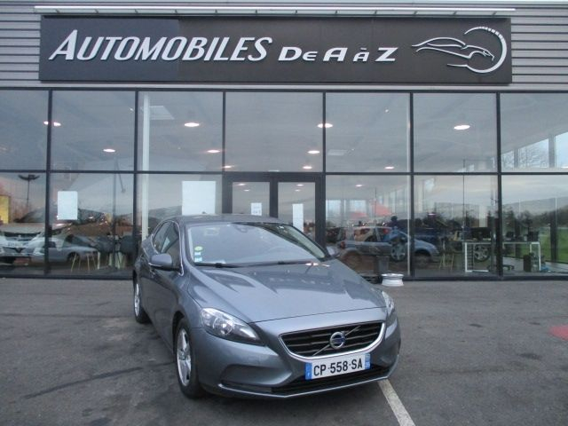 Volvo V40 D2 115CH START&STOP MOMENTUM BUSINESS Diesel GRIS F Occasion à vendre